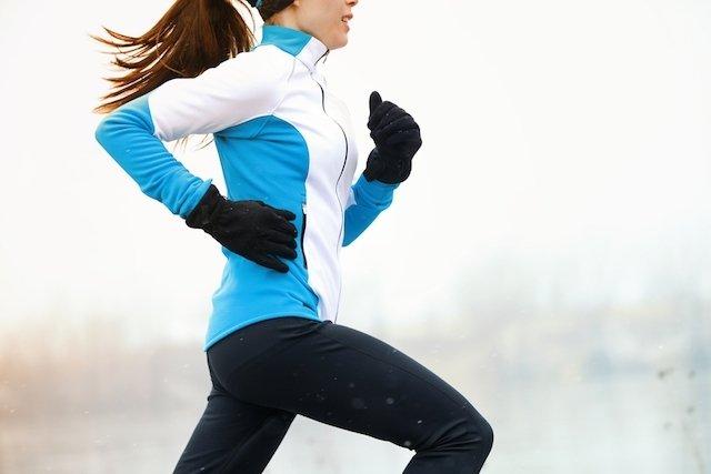 Entenda porque treinar no frio queima mais calorias