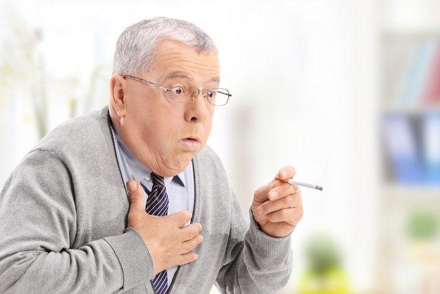 10 doenças causadas pelo tabagismo