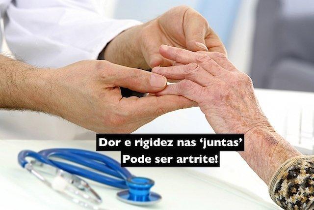O que é artrite, sintomas, diagnóstico e tratamento