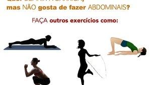 7 Ejercicios para definir el Abdomen (y que no son abdominales)