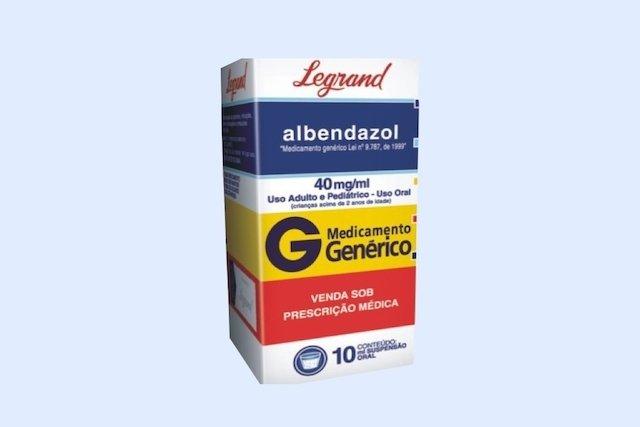 Albendazol: para que serve e como tomar
