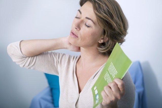 Como combater as ondas de calor da menopausa