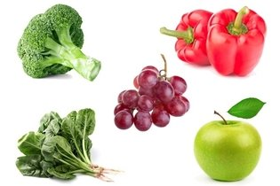 Outros alimentos ricos em betacaroteno