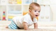 Desenvolvimento do bebê com 8 meses