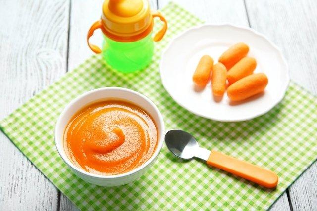 Papinhas para bebês de 7 meses: 6 receitas deliciosas