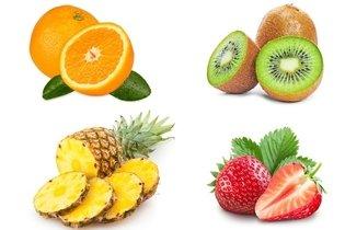 Frutas cicatrizantes