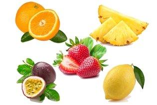 Alimentos ricos em vitamina C para anemia