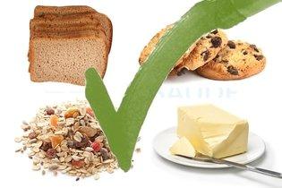 Alimentos que se pode comer em pouca quantidade