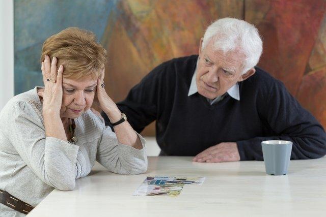 O que é demência senil