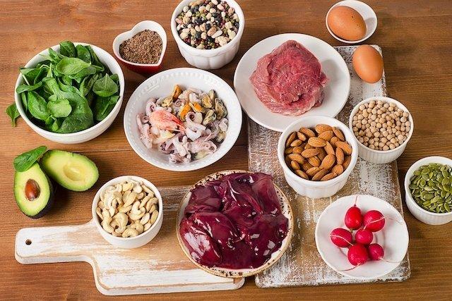 Alimentos con zinc y cuál es su función en el organismo - Tua Saúde