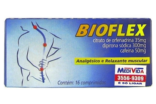 Bioflex para Dor Muscular