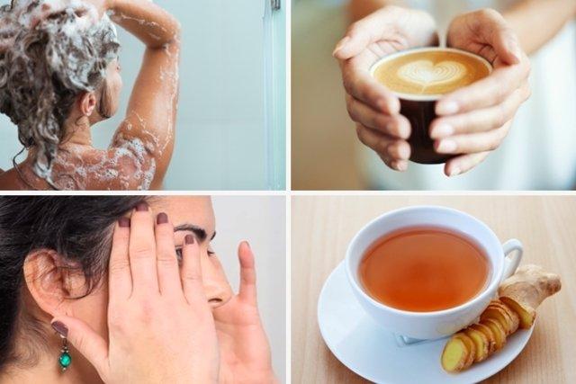 5 pasos para aliviar el dolor de cabeza sin medicamentos