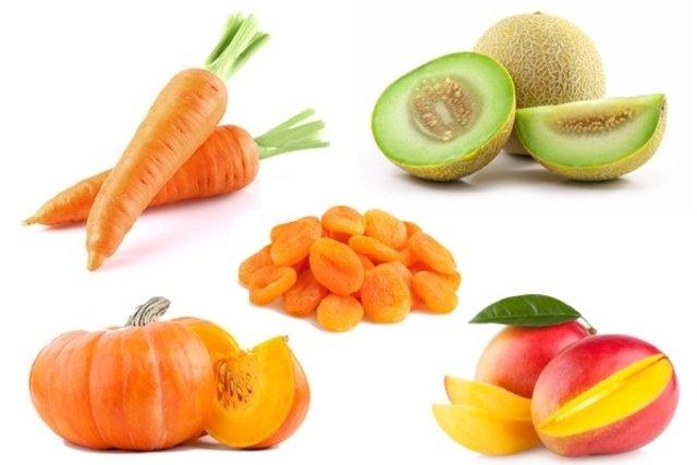 Betacaroteno: Para qué sirve y cuáles son los alimentos que lo ...