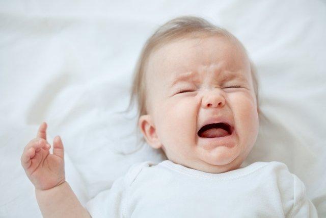 Bebe 6 meses com tosse nariz entupido