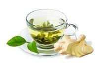 Chá verde com gengibre para emagrecer