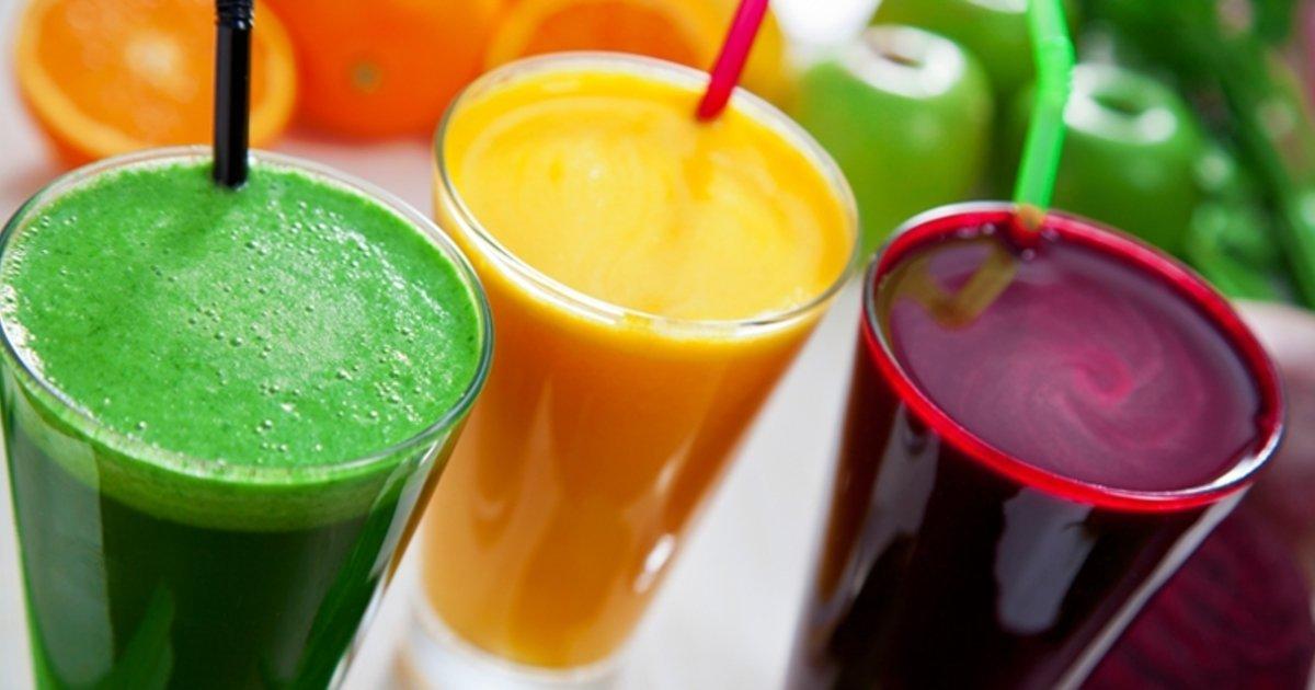Dieta de puros jugos para bajar de peso