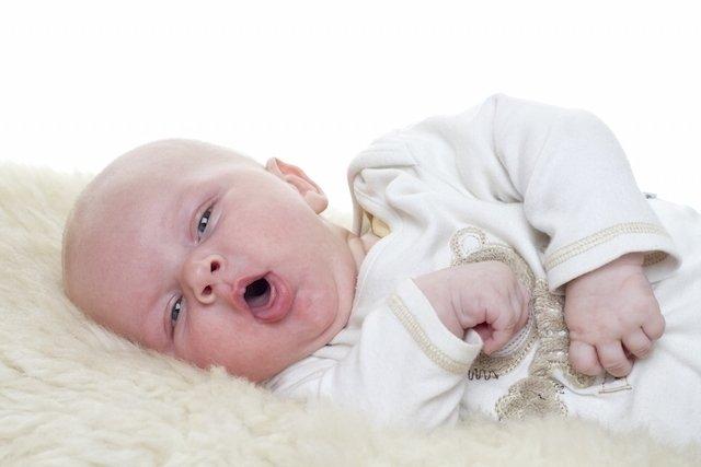 O que fazer quando o bebê está com tosse
