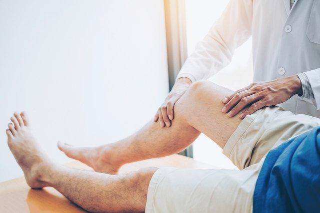 dolores agudos durante el período sin calambres