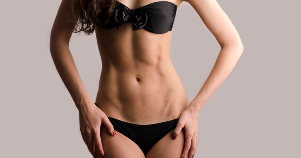 dieta para definir a barriga feminina