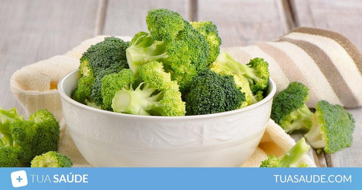 Beneficios del brocoli en la dieta