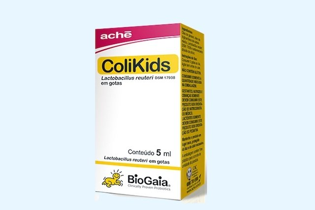 Colikids: para que serve e como tomar