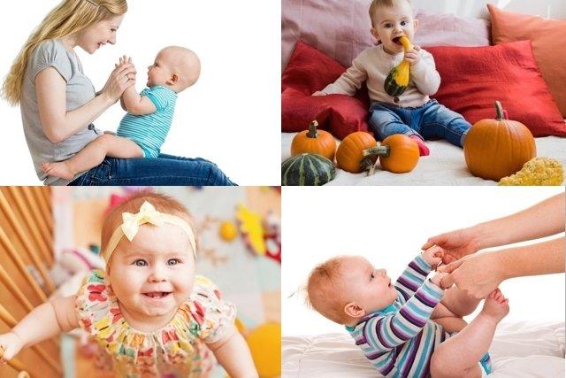 Juegos para ayudar al beb a sentarse solo tua sa dee - Con cuantos meses se sienta un bebe ...