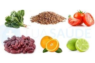 Alimentos permitidos ricos de origem vegetal