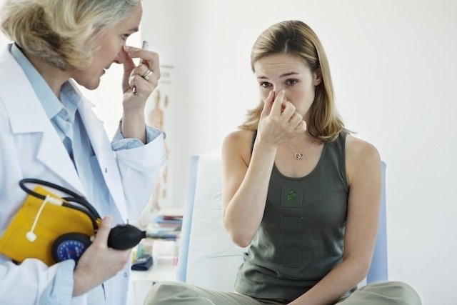 Remédios para Sinusite