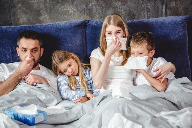 Gripe: quais os sintomas e como tratar