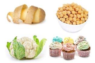 Alimentos que causam flatulência