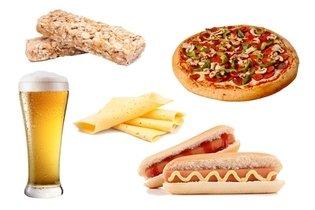 Outros alimentos que contém glúten
