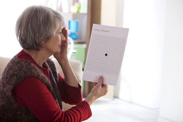 Sintomas de degeneração da retina e como tratar
