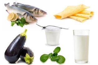 Alimentos pobres em carboidratos