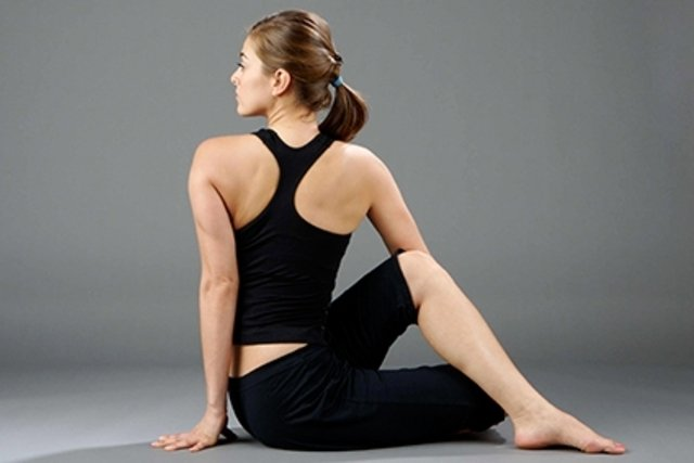 Yoga Exercises for Back Pain
