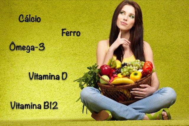 Como evitar a falta de nutrientes na Dieta Vegetariana