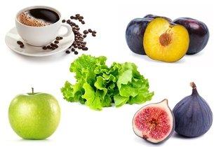 Outros alimentos com efeito laxante
