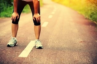 Cansaço extremo e perda de fôlego