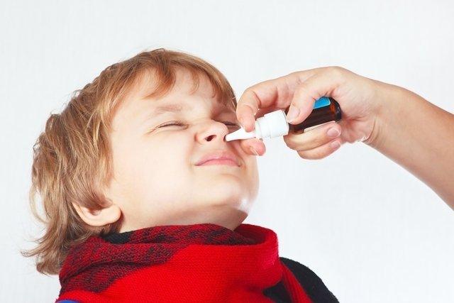Remédios para gripe infantil