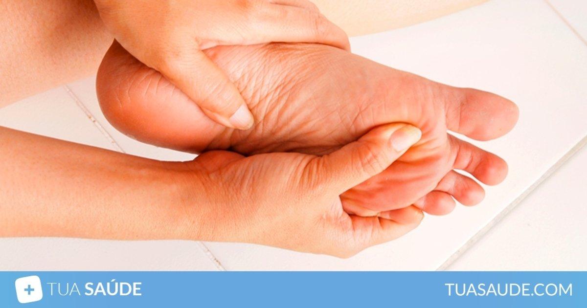 Após dedos pés nos pés e dormência quimioterapia dos
