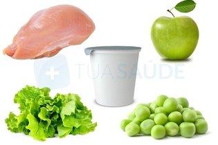 Outros alimentos para fibrose cística