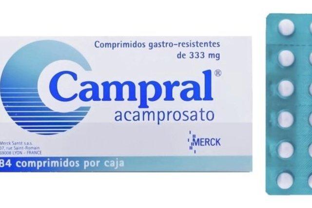 Acamprosato (Campral)