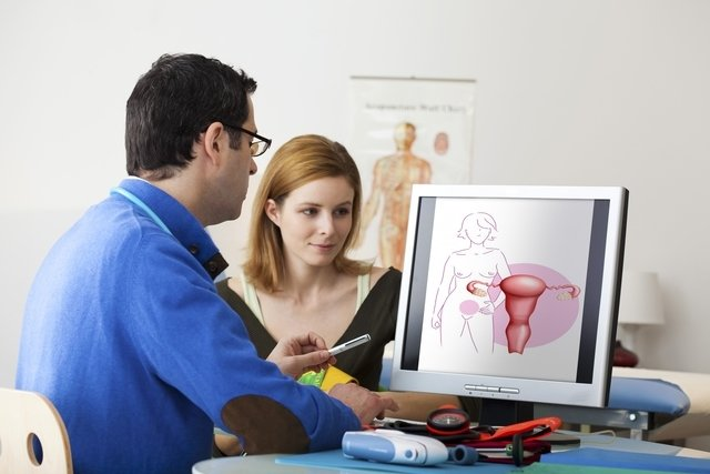 Mancha no útero: 6 principais causas