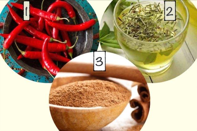7 Alimentos que aceleram o metabolismo