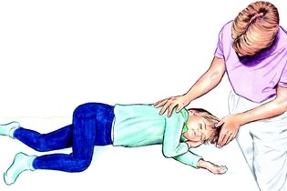 O que fazer se a criança desmaiar