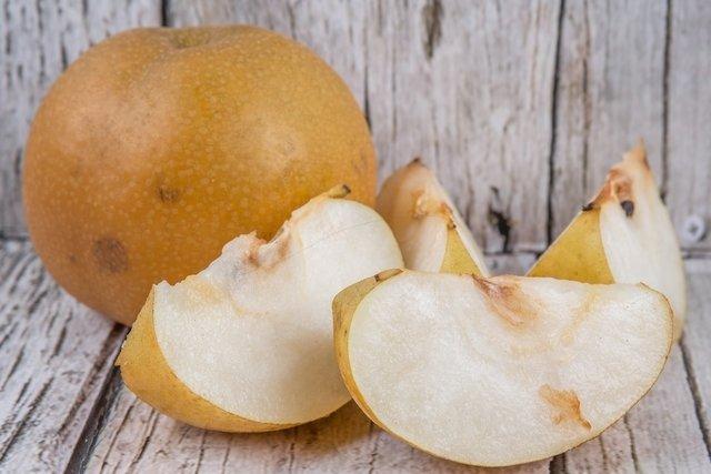 Principais benefícios da pera para a saúde