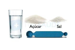 Receta para 1 vaso de 200 ml de suero casero
