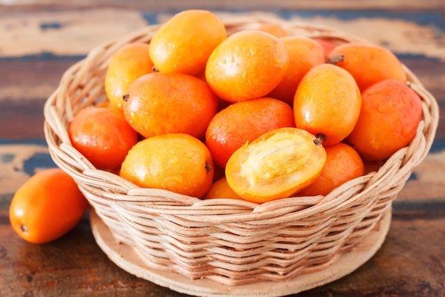Para que serve a fruta Seriguela
