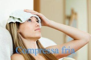 Remédio caseiro para dor de cabeça na gravidez