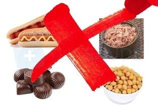 Outros alimentos que contêm galactose