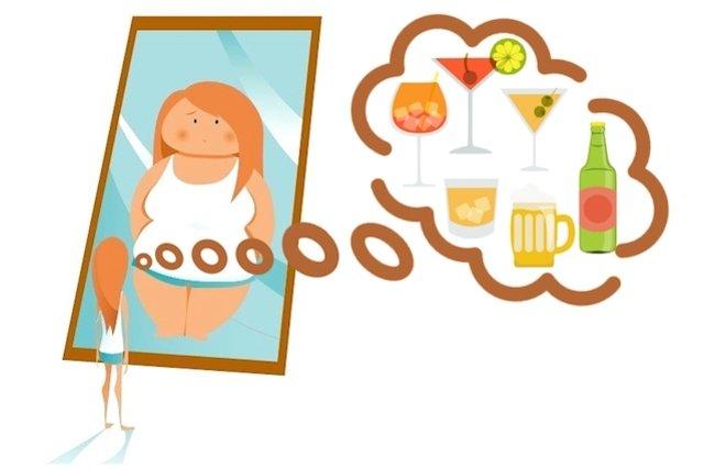 Entenda o que é a Anorexia Alcoólica